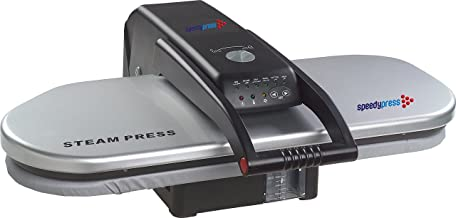 Prensa de Planchado a Vapor por Speedypress: PSP202S - Plata