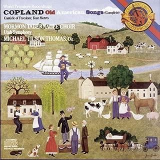 Best copland four motets Reviews