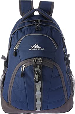 High sierra at 6 carry on travel bag w backpack straps   Shipped ... 7cd8e5f11d