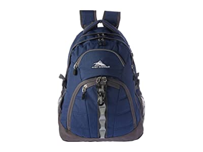 High Sierra Access II Backpack (True Navy/Mercury) Backpack Bags