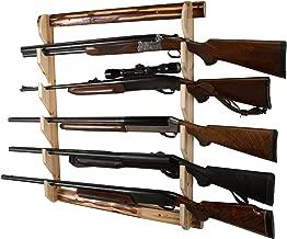 Best log gun rack Reviews