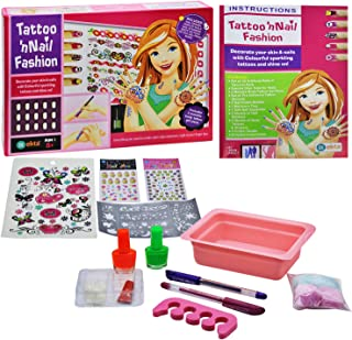 Ekta Tatto n Nail Fashion, Multi Color