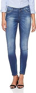 A|X Armani Exchange Women's 5 Pocket Slim Pants