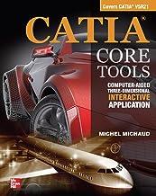 CATIA Core Tools: Computer Aided Three-Dimensional Interactive Application (English Edition)
