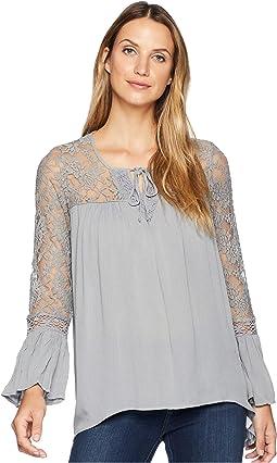 Long Sleeve Peasant Shirt