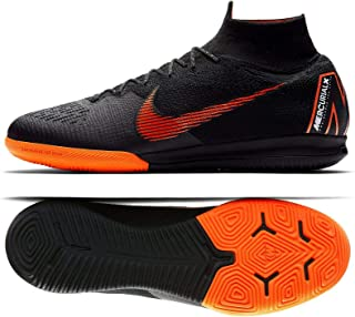 Nike SuperflyX 6 Elite IC - Botas de fútbol para Interior/Corte, Color Gris