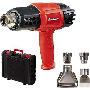 5 accessoires D/écapeur thermique 2 vitesses 1350W//2000W mallette de transport