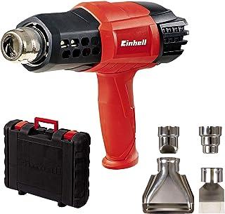 comprar comparacion Einhell TE-HA 2000 E - Pack con decapador, 4 boquillas y maletín, interruptor de 3 posiciones, 2000 W, 220-240 V, color ro...