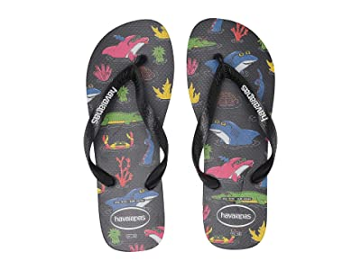 Havaianas Top Mulga (Black/Black) Men