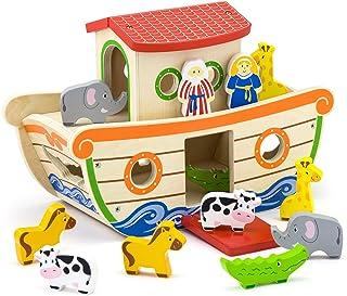 Viga Toys - 51625 - Noah's Ark Shape Sorter