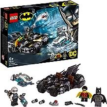 Lego Mr. Freeze Batcycle Battle 60207