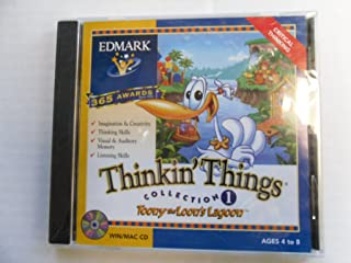 Thinkin' Things Collection 1 Toony the Loon's Lagoon