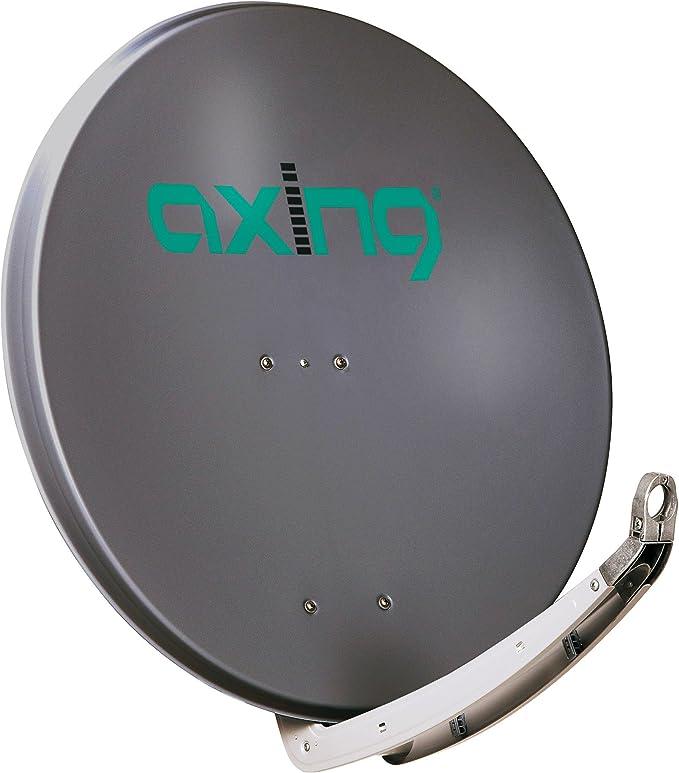 Axing Saa 85 02 Satelliten Schüssel Mit 40 Mm Elektronik