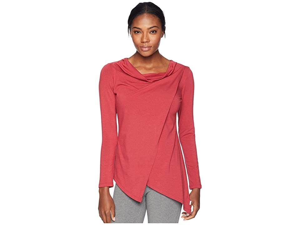 FIG Clothing Pailin Top (Crimson Red) Women
