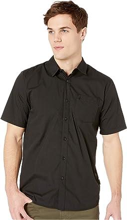 Everett Solid Short Sleeve