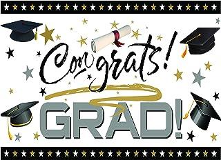sjoloon 8x 1,83m Abschlussfeier Fotografie Hintergrund Schule Thema Hintergründen Graduation Party Supplies Banner Foto Hintergründe 11093