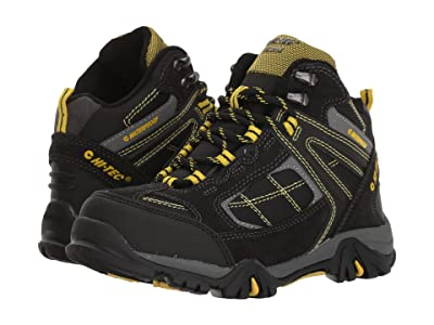 Hi-Tec Kids Altitude Lite II WP I (Toddler/Little Kid/Big Kid) (Charcoal/Black/Sunray) Kids Shoes