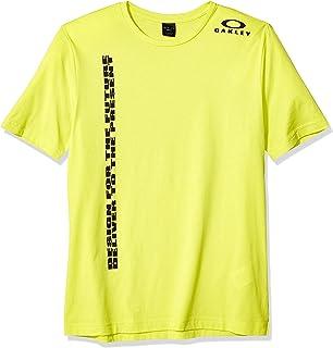 Oakley Mens Mens 457537 Oakley Vert Tee Short Sleeve Shirt