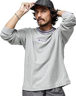 [ナノユニバース] CHAMPION チャンピオン 別注 Tシャツ RW L/S T-SHIRT メンズ