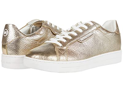 MICHAEL Michael Kors Keating Lace-Up (Pale Gold) Women