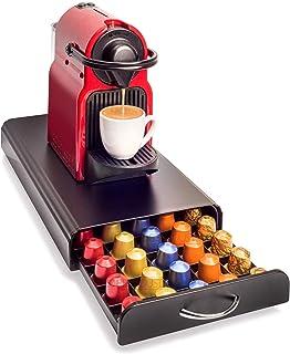 Cobb Industries® - Tiroir de Rangement pour Capsules Nespresso - Capacité 50 Capsules