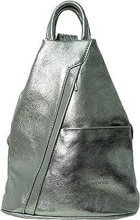 Vera Pelle Rucksack aus weichem italienischem Leder
