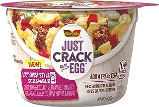 Ore-Ida Just Crack An Egg Southwest Style Scramble Kit (3 oz Bowl)