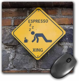 3dRose LLC 8 x 8 x 0.25 Inches Mouse Pad, Guatemala Antigua Local Coffee Plantation Sign Julie Eggers (mp_86528_1)