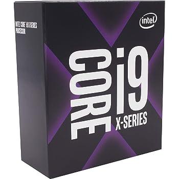 Intel Core i9-9820X X-Series Processor 10 Cores up to 4.1GHz Turbo Unlocked LGA2066 X299 Series 165W