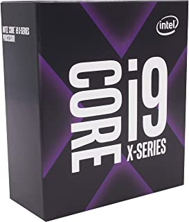 Intel Core I9-9900X - Procesador CPU (3.50 GHz, 19.25M, LGA2066) Color Gris