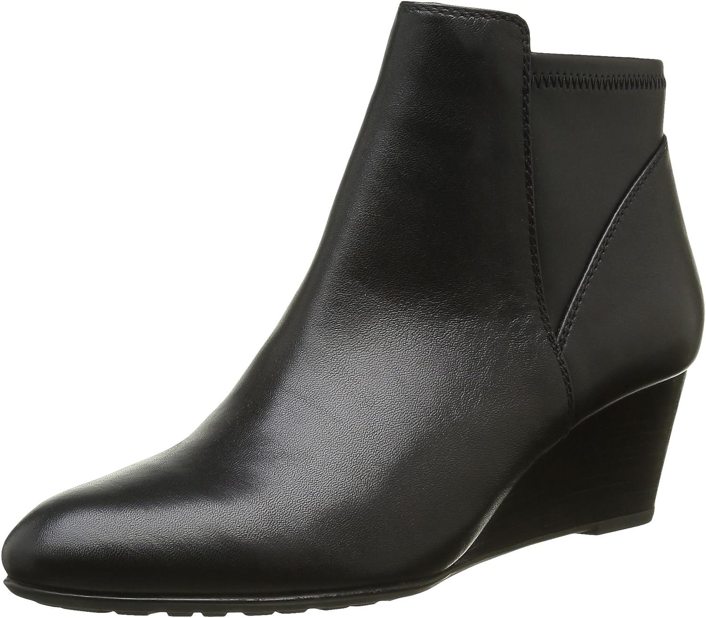 Geox Damen D Venere A Kurzschaft Stiefel  | Modernes Design