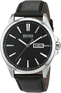 Hugo Boss Men's The James Leather Watch - 1513464