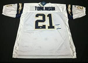 LaDainian Tomlinson Autographed Jersey - Reebok BAS W02554 - Beckett Authentication - Autographed NFL Jerseys