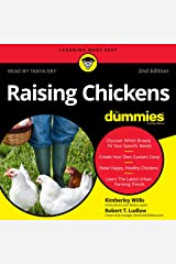 Raising Chickens for Dummies, 2nd Edition Audible Audiobook