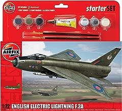Airfix 1:72 English Electric Lightning F.2A Starter Set ()