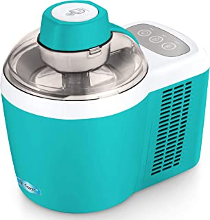 Maxi-Matic Freezing Self-Refrigerating Ice Cream Maker, Frozen Yogurt, Sorbet, Gelato Treat, 1.5 Pint, EIM-700T