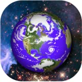 Living Solar System 3D - Live Earth Moon and Sun