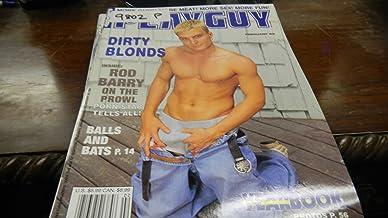 Playguy Men's Gay Magazine February 1998 Dirty Blonds