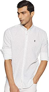 Red Tape Men's Printed Regular fit Casual Shirt