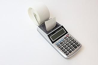 Canon Palmプリンタp1-dh V印刷電卓