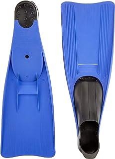 Intex Medium Adjustable Swimming Pool Super Sport Swim Fins Blue - 55934
