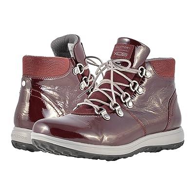 Rockport XCS Britt Alpine Boot (Merlot) Women