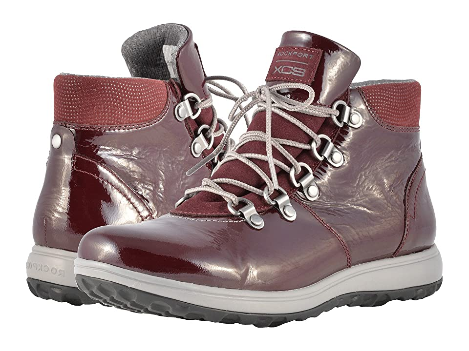 Rockport XCS Britt Alpine Boot (Merlot) Women