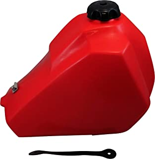 Clarke 1383 RED ATV Gas Tank for Honda ATC 200X (83-85)