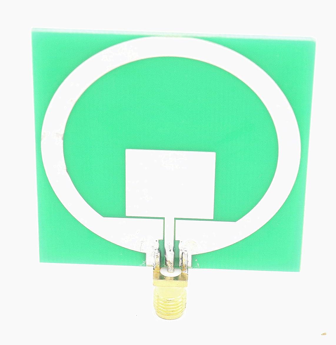 SMAKN Ultra Wide band UWB Antenna 2.4GHz - 10.5 GHz for UWB TX/RX SDR RADAR GPR SIGINT EMC TEST ADSB WIFI FVP DRONE VIDEO VIVALDI ANTENNA