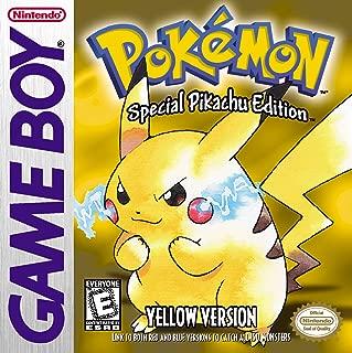 Pokémon Yellow Version - 3DS [Digital Code]