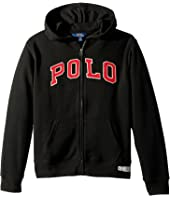 Polo Ralph Lauren Kids - Cotton-Blend Fleece Hoodie (Big Kids)