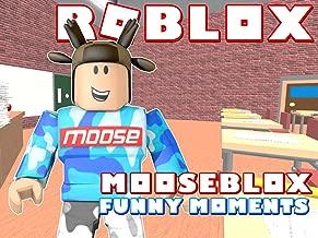 Clip: Roblox Funny Moments (MooseBlox)