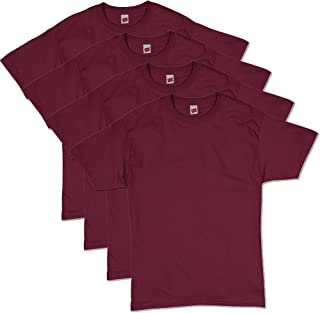 Best plain t shirt maroon Reviews