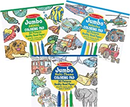 Best jumbo coloring books for toddlers Reviews